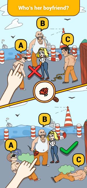 Brain Find - Riddles&Find clue Screenshot