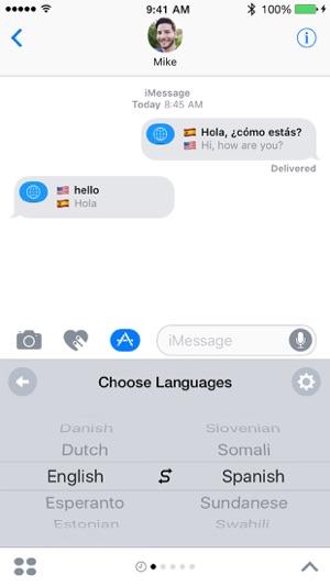 iTranslate Übersetzer Screenshot