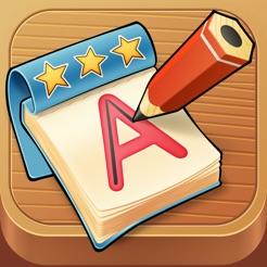 iTrace — обучение детей письму