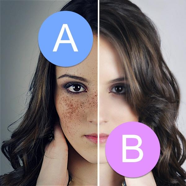 Face make up: beauty tool