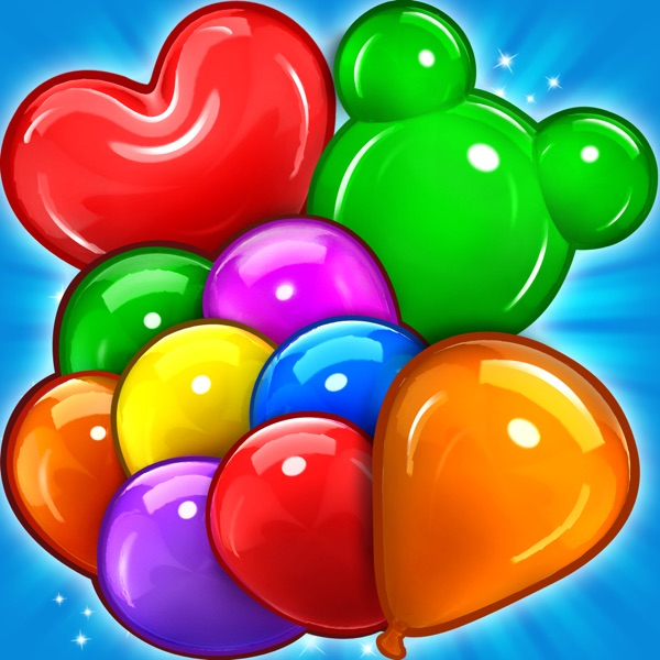Balloon Paradise - Puzzle Game