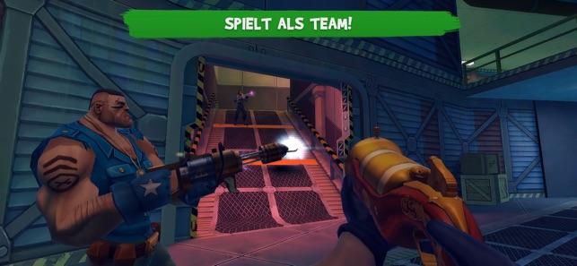 Blitz Brigade Screenshot