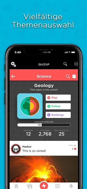 QuizUp™ Screenshot