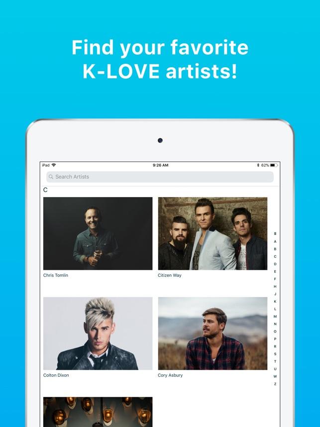 Klove Live Stream Christmas | Homestylesite.co