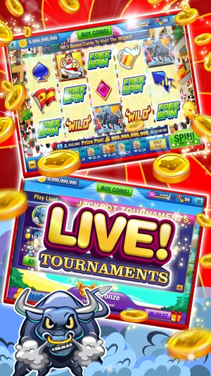 Slots Vacation Screenshot
