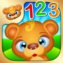123 Kids Fun NUMBERS - Top Fun Math Games for Kids
