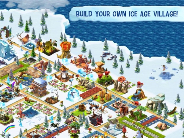 Ice Age Village Screenshot