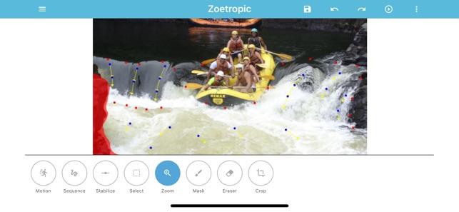 Zoetropic - Photo in motion Screenshot