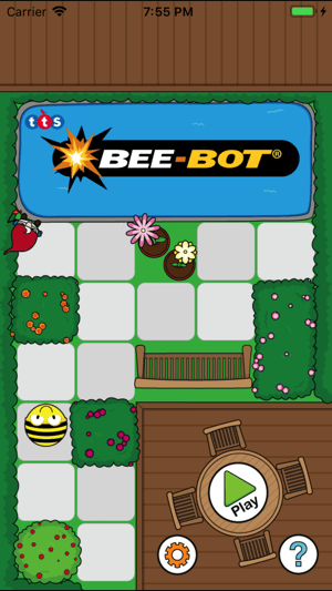 ‎Bee-Bot Screenshot