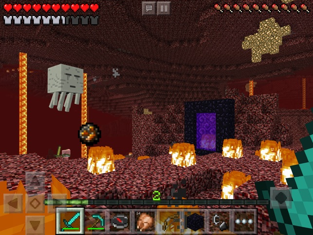 App StoreAbos Minecraft Pocket Edition Zeigt Was Uns Droht - Minecraft ingame spiele