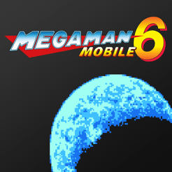 ‎MEGA MAN 6 MOBILE