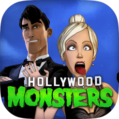 ‎Hollywood Monsters