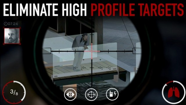 Hitman Sniper Screenshot