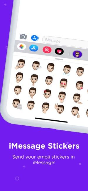 Moji Edit- Emoji Yourself Screenshot