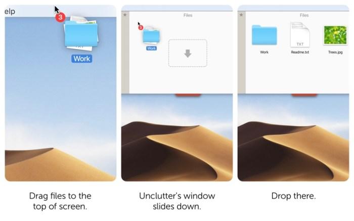 Unclutter Screenshot 03 f7incjn