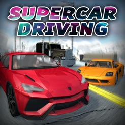 ‎Supercar Driving Simulator