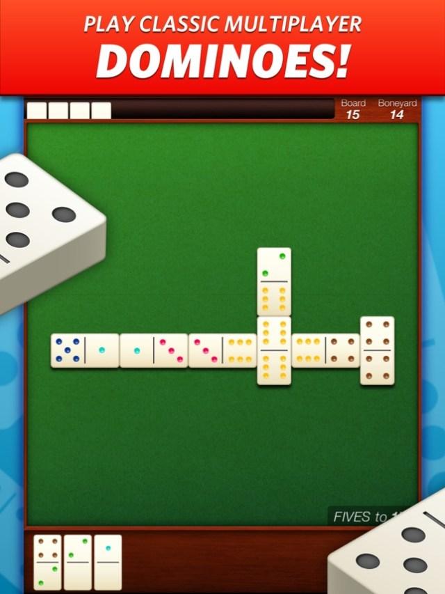 Domino! - Multiplayer Dominoes Screenshot