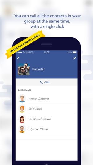 UpCall Screenshot