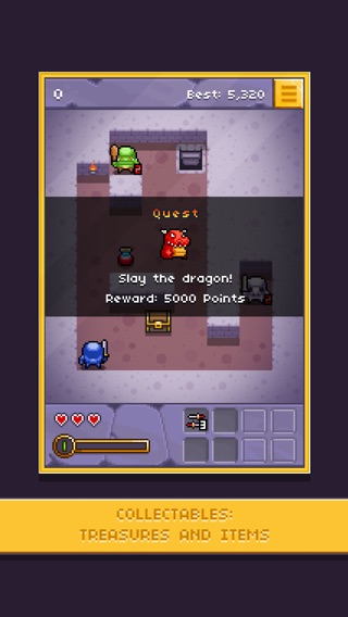 Tiny Rogue Screenshot
