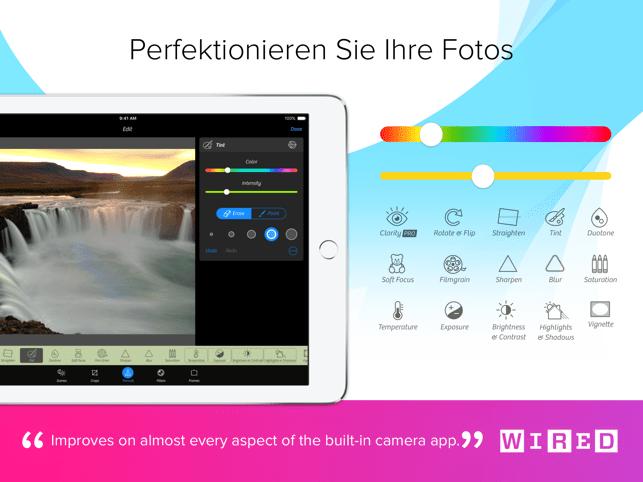 Camera+ for iPad Screenshot