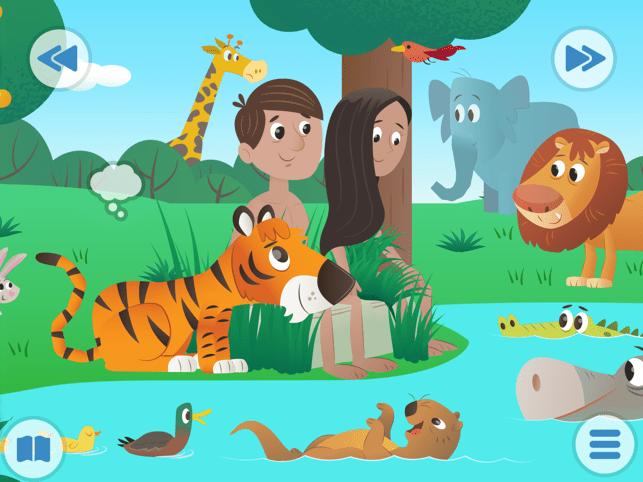 Die Bibel App für Kinder Screenshot