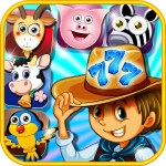 Farm Pet Slot - Nostalgic 777 High Roller Slot Machine 1.0 IOS