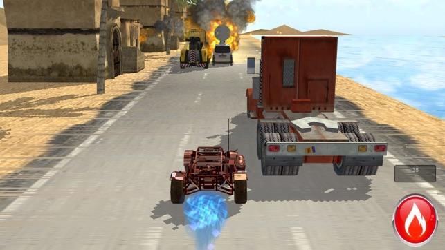 Boost Bandits - Quad Buggy Racing Free Screenshot
