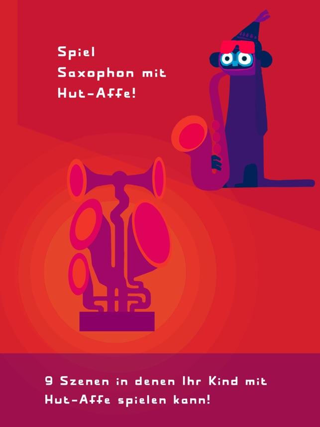 Hut-Affe Screenshot