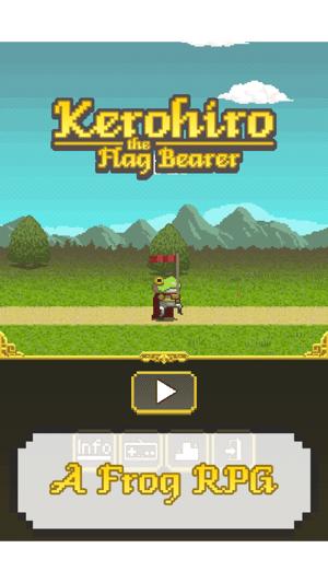 Kerohiro the Flag Bearer Screenshot