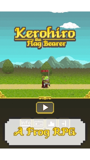 Kerohiro the Flag Bearer Screenshot