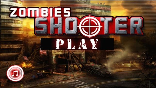 Zombie Hunter Shooter Fighter Screenshot
