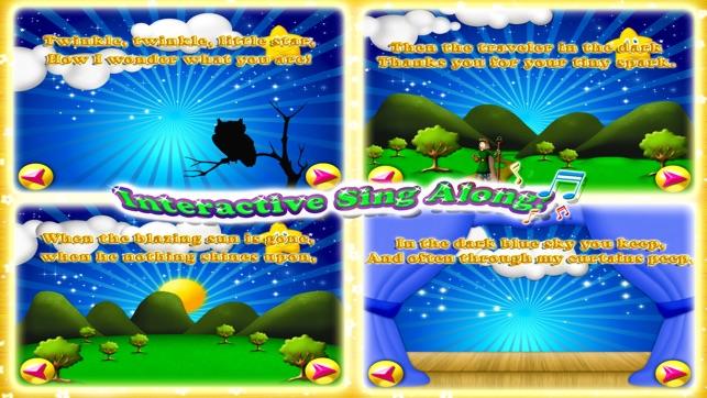 Twinkle, Twinkle Little Star Screenshot