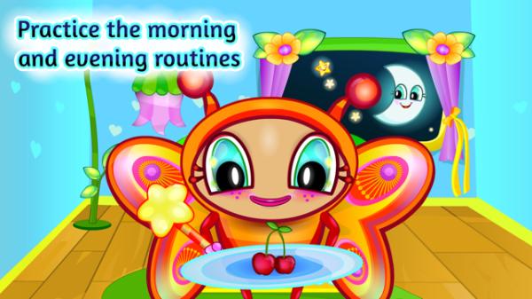 Good Morning & Good Night for Kids-Funny Timer ...