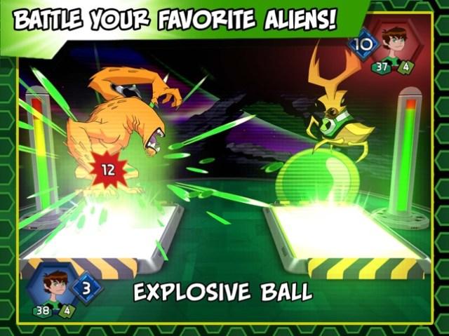 Ben 10 Slammers – Galactic Alien Collectible Card Battle Game Screenshot