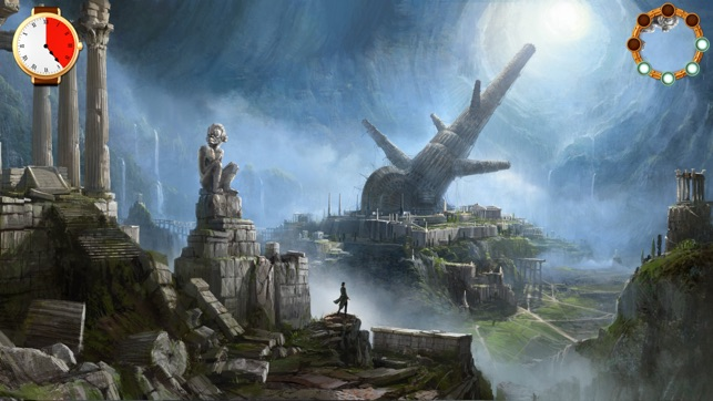 Azkend 2 - The Puzzle Adventure Screenshot