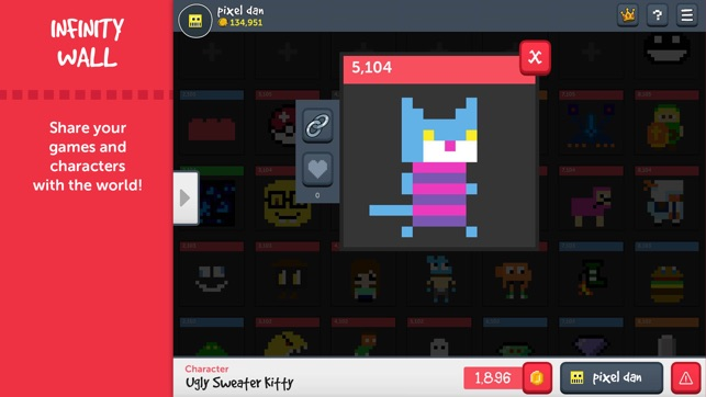 Bloxels Builder Screenshot