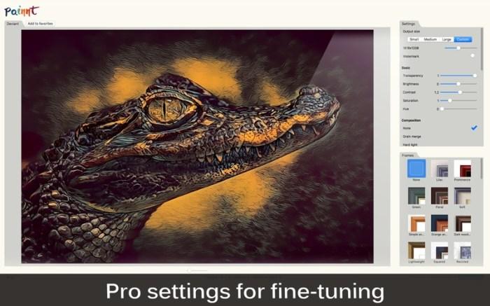 Painnt - Pro Art Filters Screenshot 03 1nhzl0y