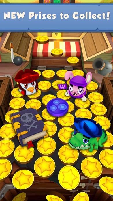 Coin Dozer: Pirates 1.8 IOS
