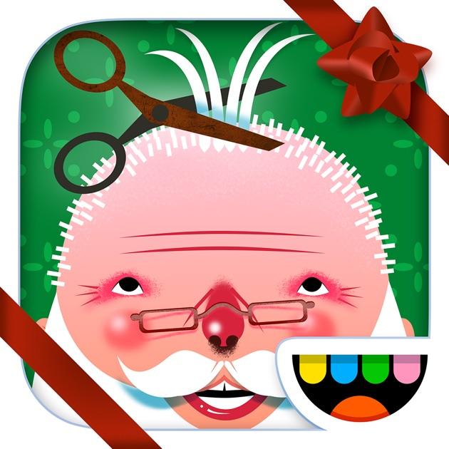 Toca Hair Salon Christmas Gift On The App Store