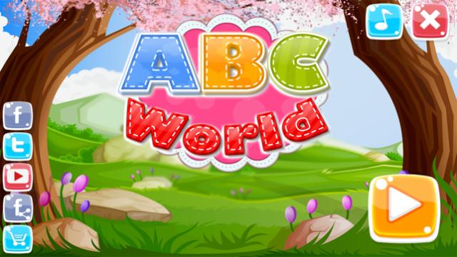 ABC World English Screenshot