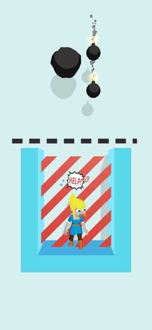 ‎Draw Hero - Save People! Screenshot