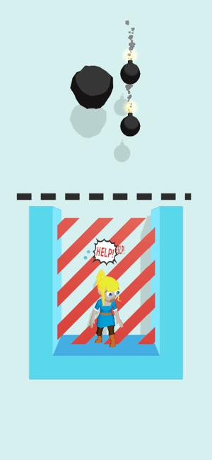 Draw Hero - Save People! Screenshot
