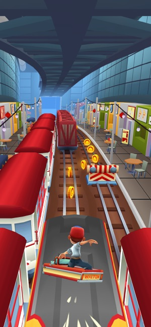 ‎Subway Surfers Screenshot