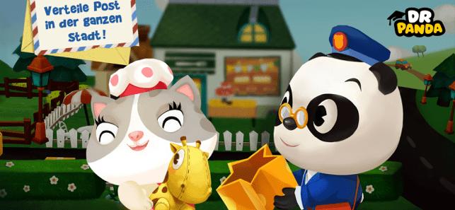 Dr. Panda Postbote Screenshot