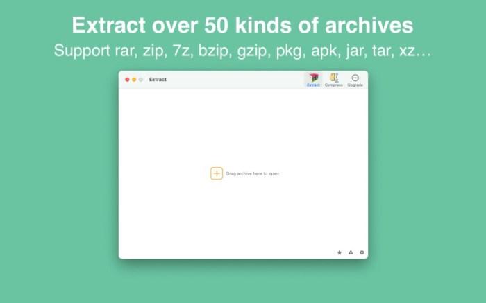 RAR Extractor - unzip Screenshot 01 57tpe1n