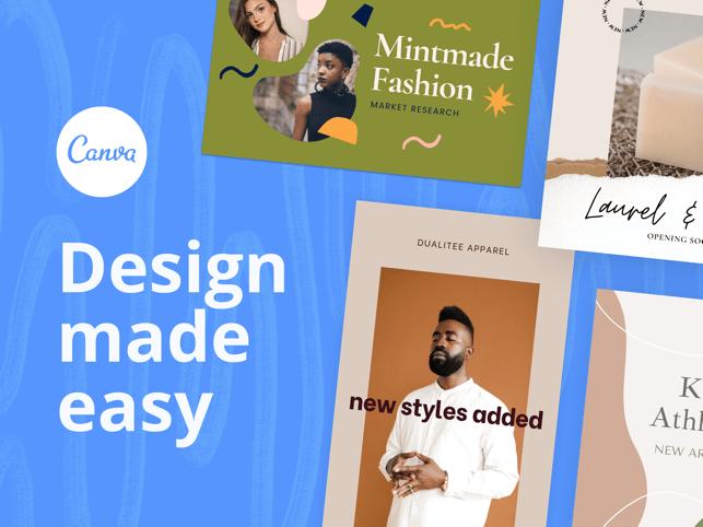 Canva: Design Made Easy Screenshot