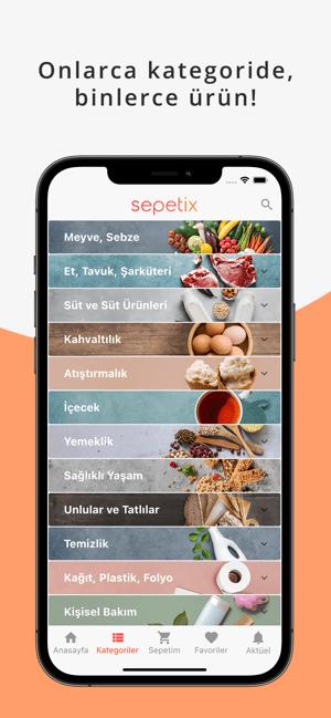 Sepetix Screenshot