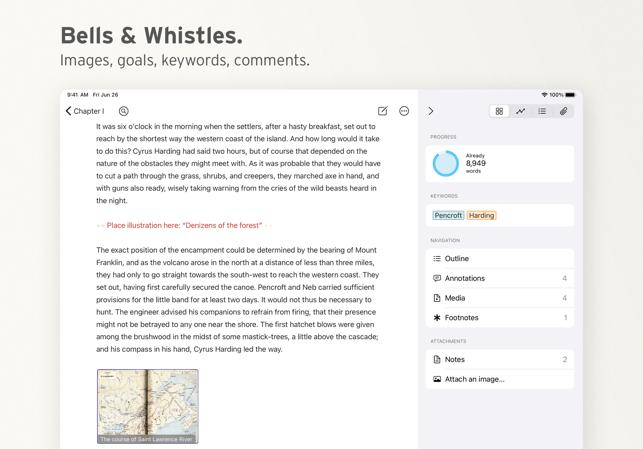 Ulysses Screenshot