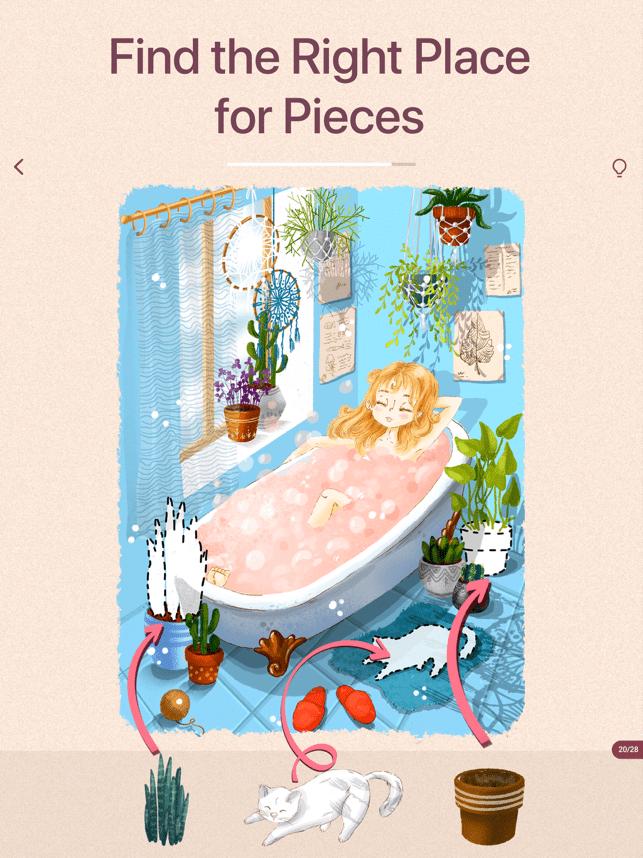Art Puzzle - Calming Jigsaw Screenshot