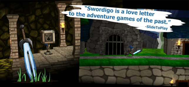 Swordigo Screenshot